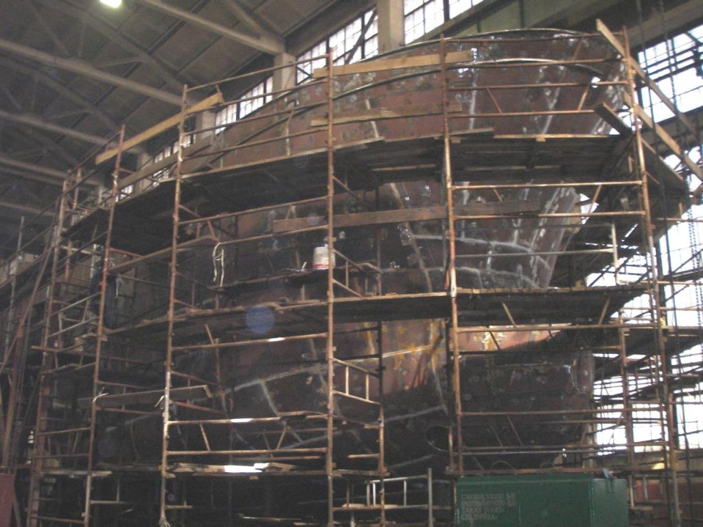 New delivery for VESTVÆRFTET ApS - Riga Shipyard